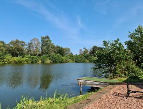 Raiden's Lake, De Karperhoeve, Belgium